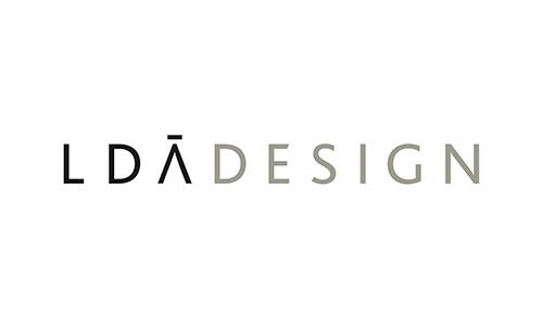 LDA Design Logo | Albert Island