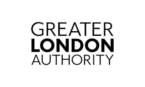Greater London Authority Logo | Albert Island